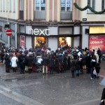 Boxing Day Sales (27th actually), Copenhagen
