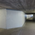 Dodgy, and blurry, tunnel.