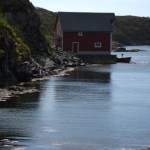 Norsk fishing shed