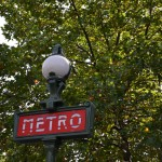 Paris Metro - A wonderfully easy to use and efficient public transport system. And, at EU1.70  for a single trip, one of the cheapest too!